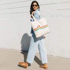 Madewell • NWT • Limited Edition Wave Tote